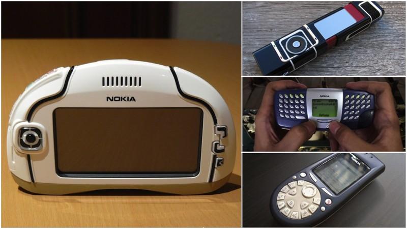 Ох, уж эти финны: 12 самых странных телефонов Nokia