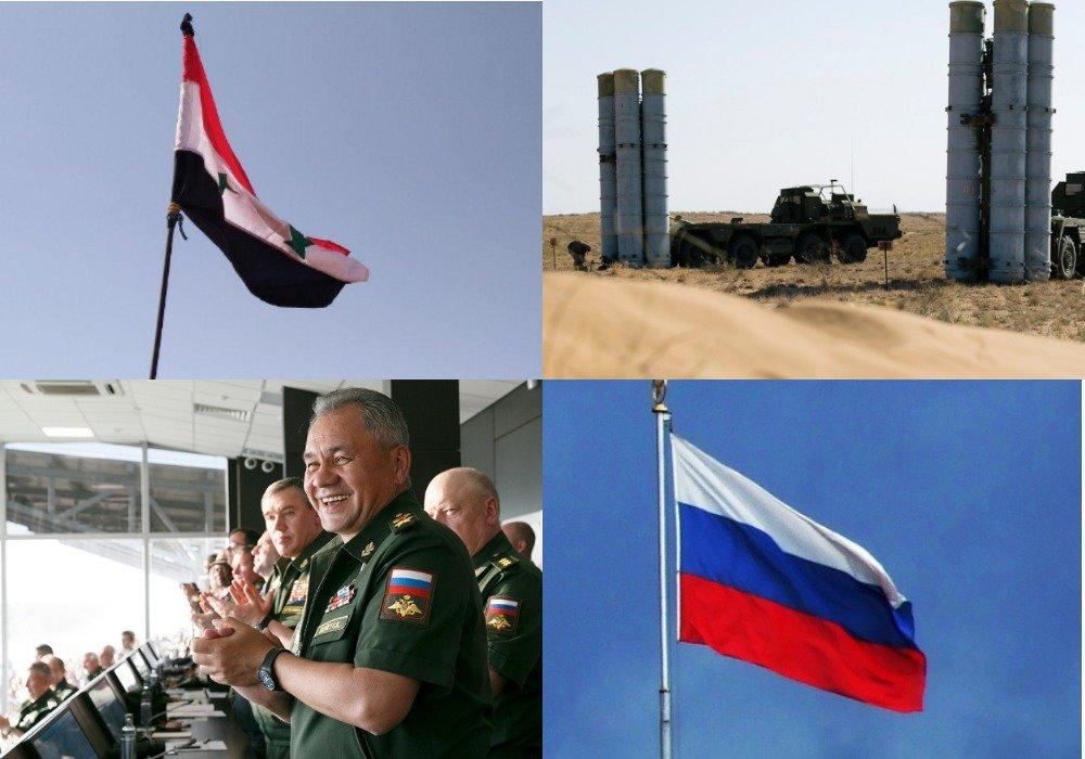 Шойгу доложил Совбезу РФ об успешной поставке С-300 в Сирию