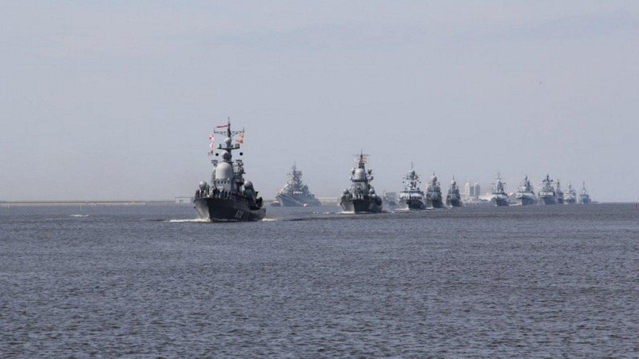 Средиземноморские манёвры: репетиция на случай ракетного удара США