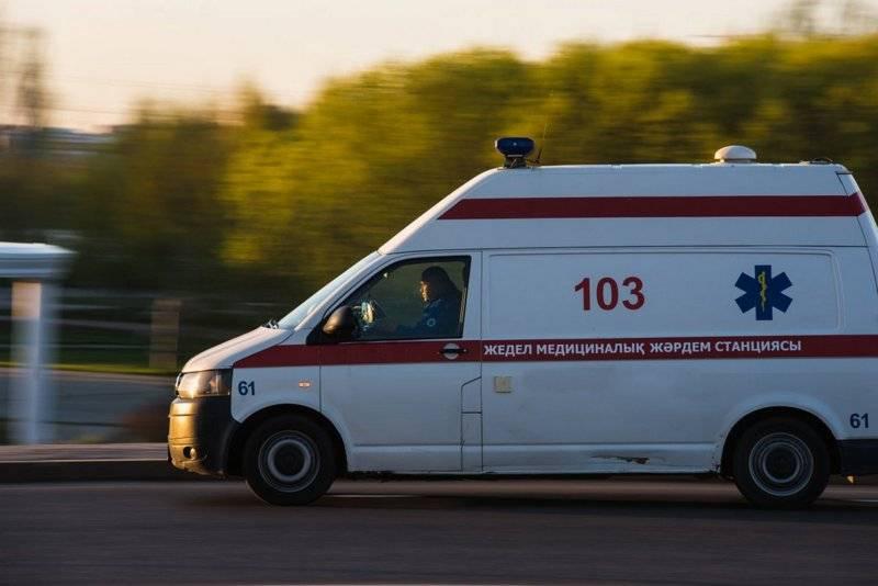 Взрыв неустановленного предмета привел к ранению 10 казахстанских военных