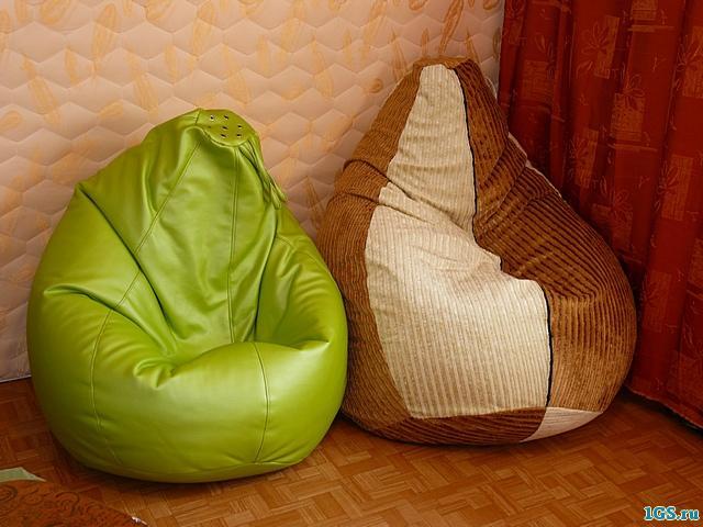 Кресло мешок своими руками фото