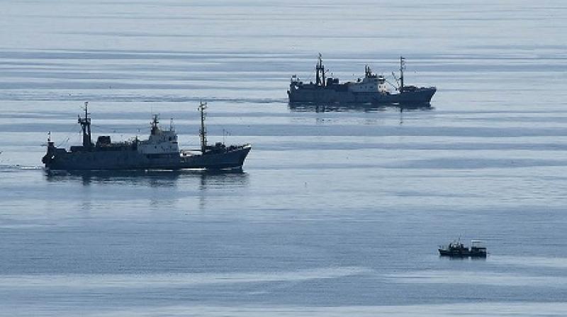 В ответ на угрозы Порошенко Россия увеличила время задержки украинских судов в Азовском море
