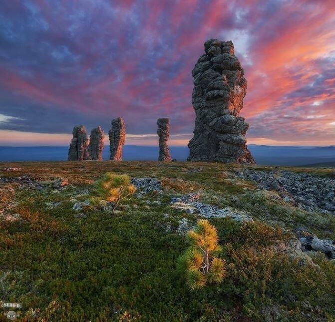Инопланетные пейзажи – как выглядит одно из самых странных мест в России