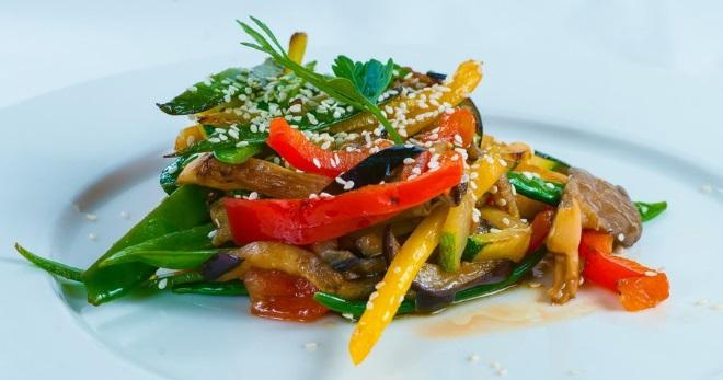 Соте из овощей - восхитительно вкусные рецепты сытного блюда