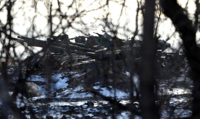 В ДНР заявили о стягивании Киевом тяжелой артиллерии к Артемовску