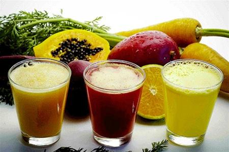 Вкусно и полезно - соки как лекарство
