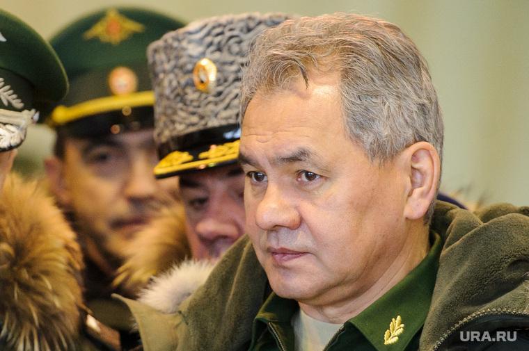 Шойгу предложил создать в Сибири новую российскую столицу
