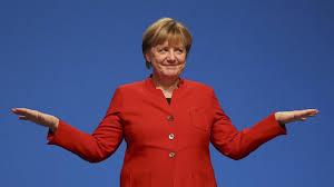 Меркель трусливо слила
