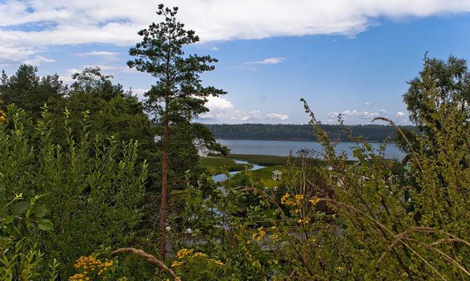 Карельские «Озера смерти»