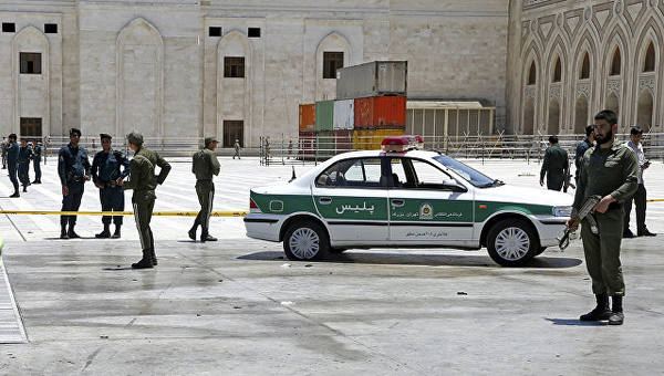 Востоковед назвал «бессмысленным» обвинения Ирана в адрес «Моссада»