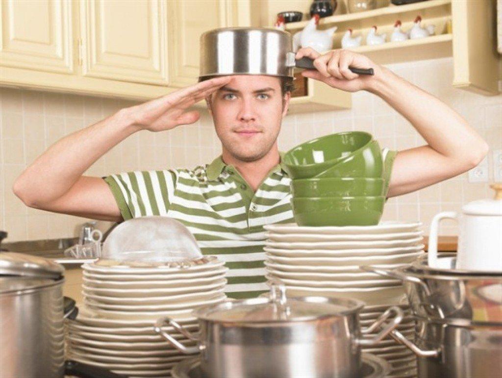 Вот уж согласна так согласна со статьей!! Мужчина должен уметь и стирать и готовить!