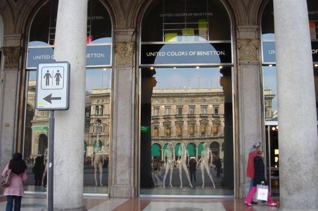 В Италии умер сооснователь модного дома Benetton