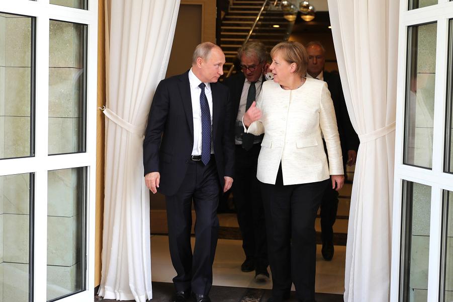Украина получит свою часть российских транзитных денег?