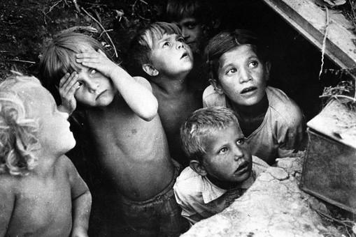 Дети Второй мировой, которые выросли в знаменитостей