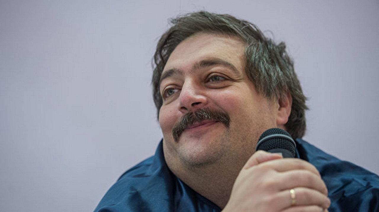 «Миротворец» Дмитрий Быков. О людях с прибесью и без прибесей