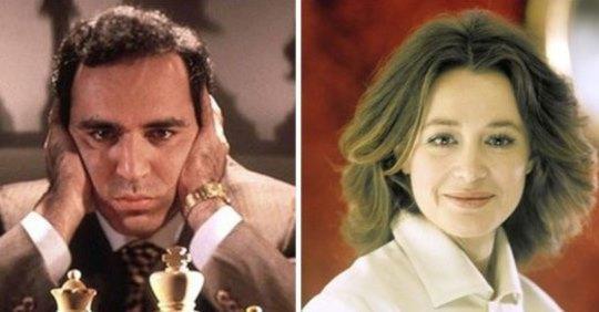 Как Гарри Каспаров предал Марину Неелову и не признал родную дочь