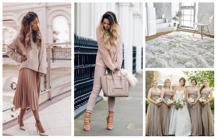 Хит будущей весны: «Тауп» – с чем сочетать в гардеробе и интерьере нежный и элегантный оттенок