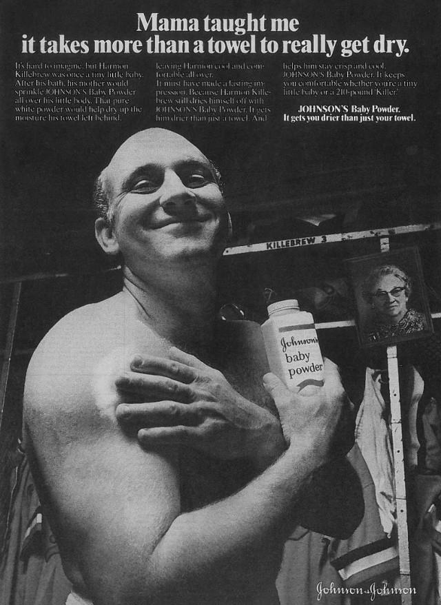 Исследование: корпорация Johnson & Johnson с 1970-х годов знала о содержании асбеста в её детских присыпках