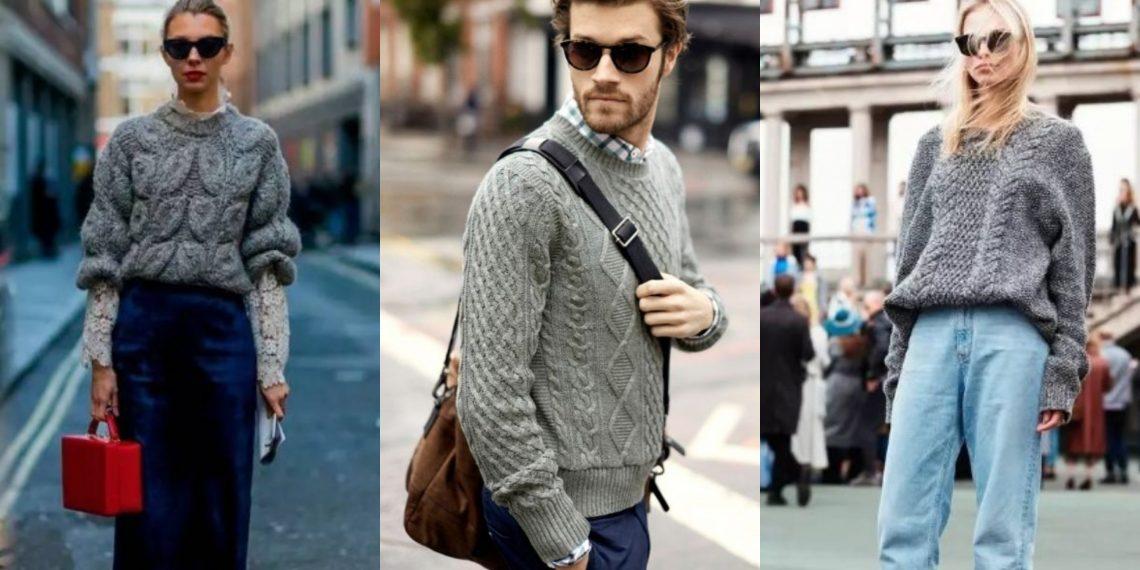 10 главных тенденций свитеро…