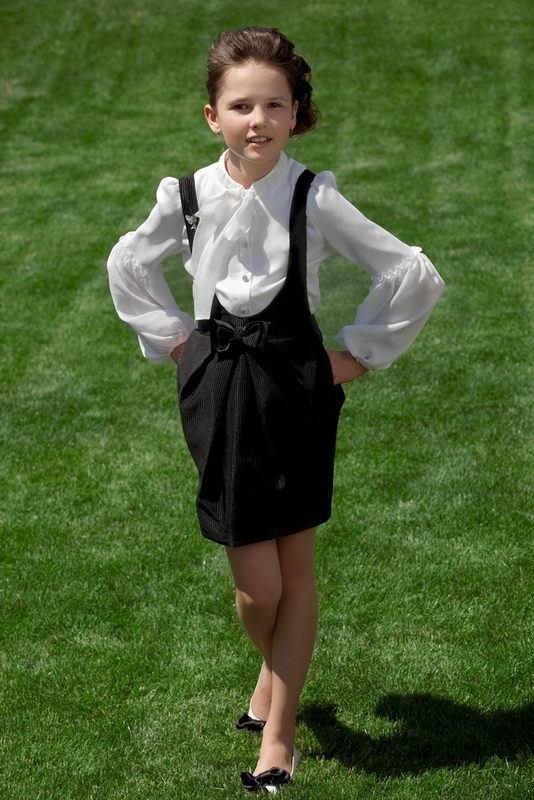 Модная Школьная Одежда 2014