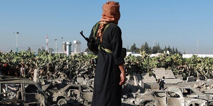 """Вторжение в Йемен - """"гордиев узел"""" Саудовской Аравии"""