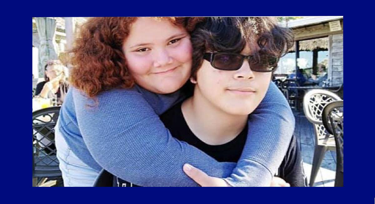 Элизабет и ее брат