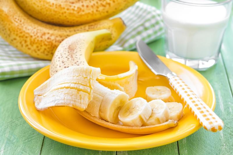 чем полезен банан при похудении