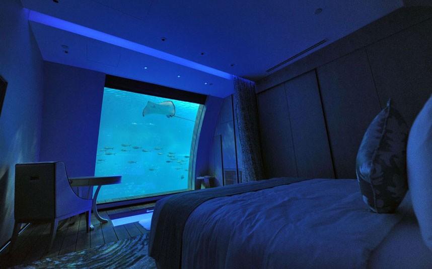 Hotel rooms with unusual views 3 Необычные виды из окон гостиничных номеров