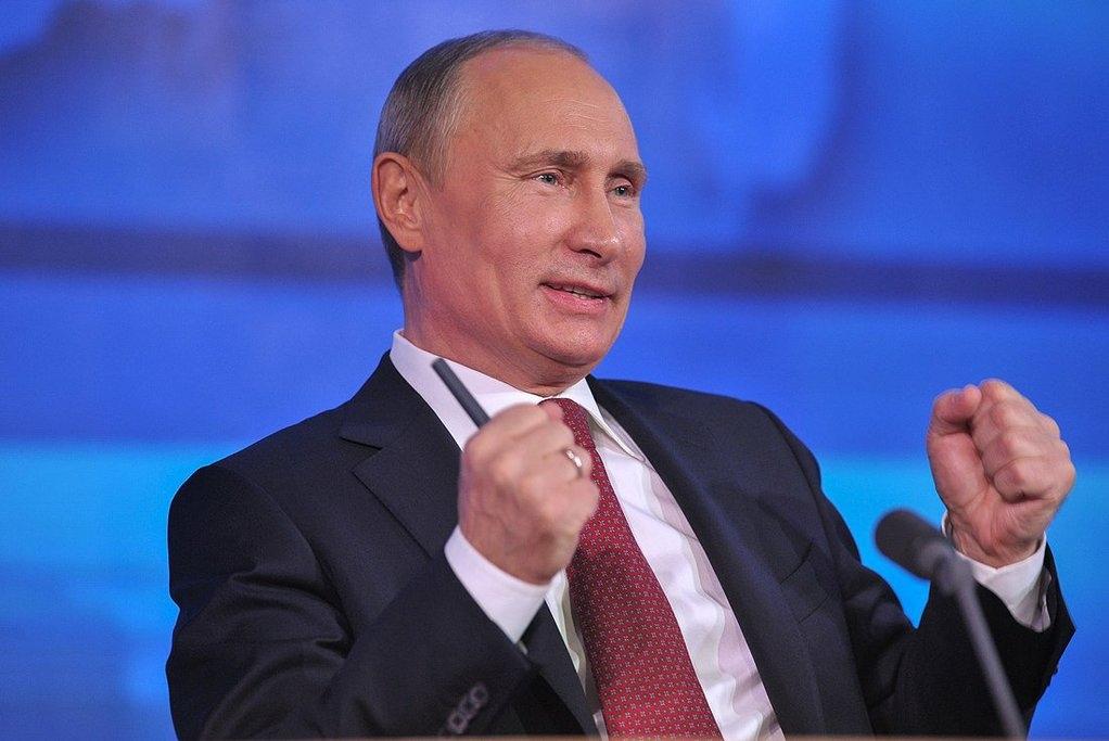 Путин рассказал, какую музыку слушает