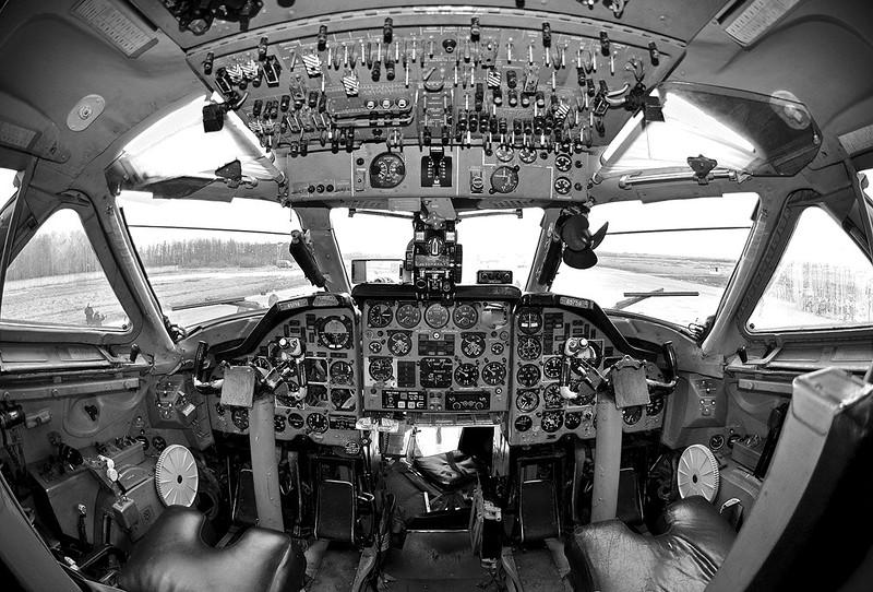 Смертельное пари: как посадить самолет вслепую и убить 70 человек