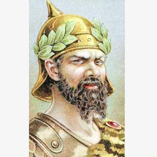 Аттила принадлежал к отрасли Велико-Русских князей.