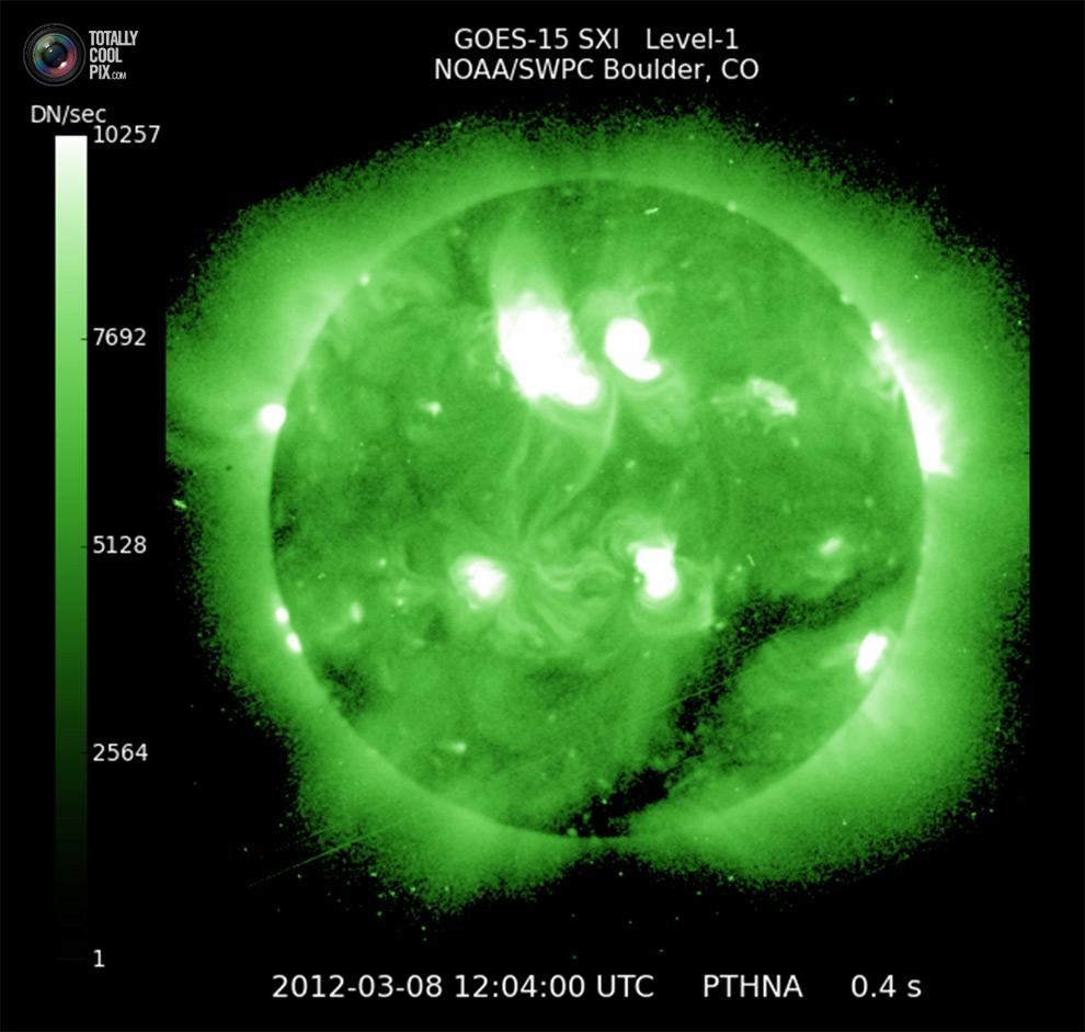 solar 004 Солнечная активность в фотографиях