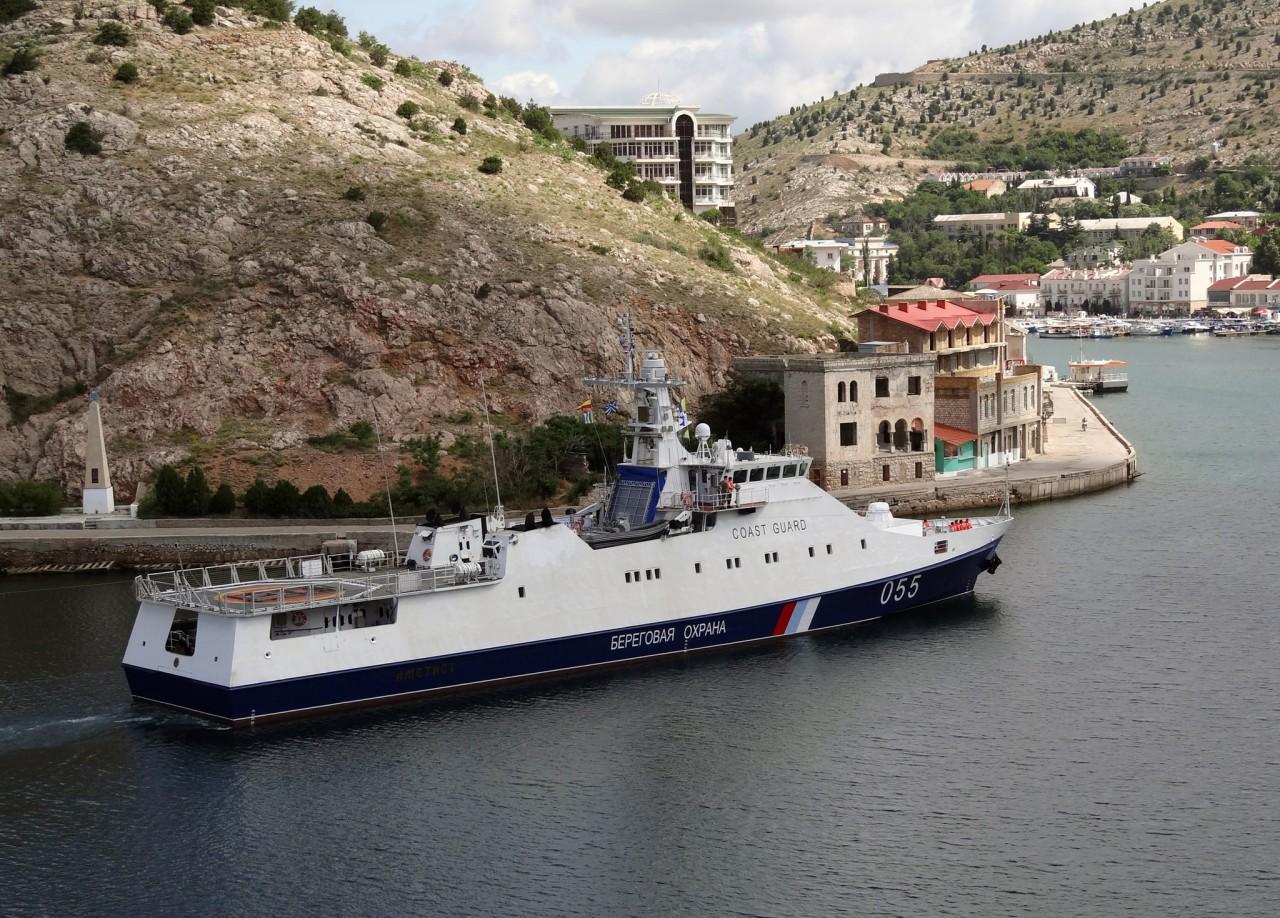 ФСБ вводит КТО в Азовском море. Хана украинским пиратам