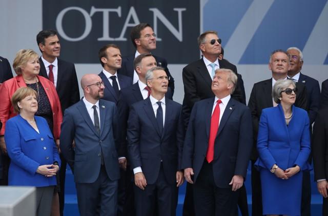 Саммит НАТО: Трамп тербует от ЕС платить 4% ВВП