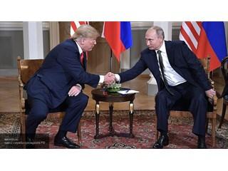 Как Хельсинки встретил Путин…