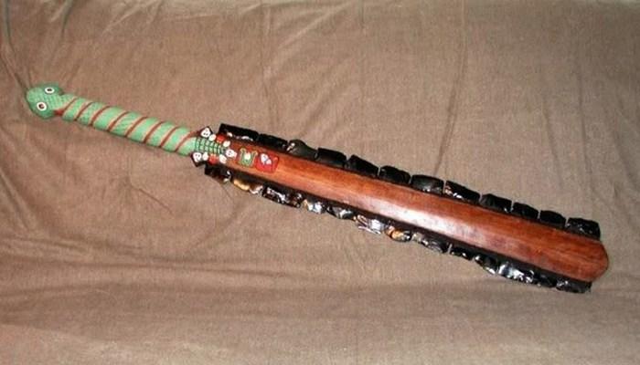 Экзотические виды древнего оружия, о котором вы наверняка и не слышали