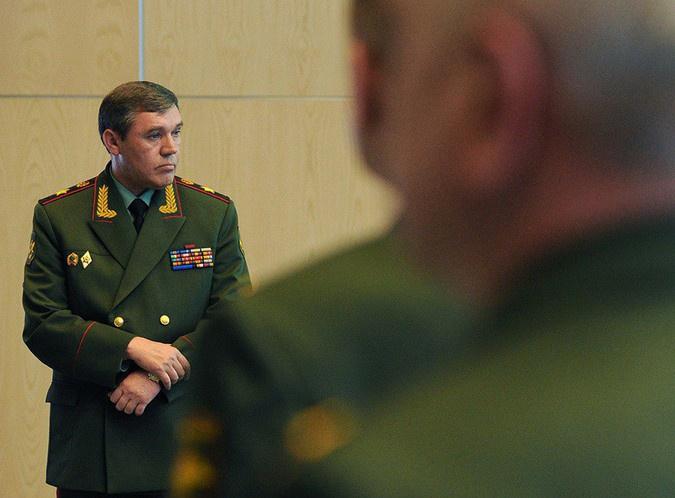 Главы Генштабов России и США договорились не начинать Третью мировую войну