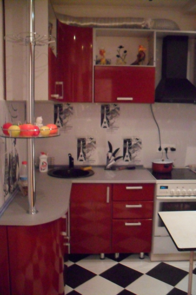 Дизайн кухни 6 м2 фото