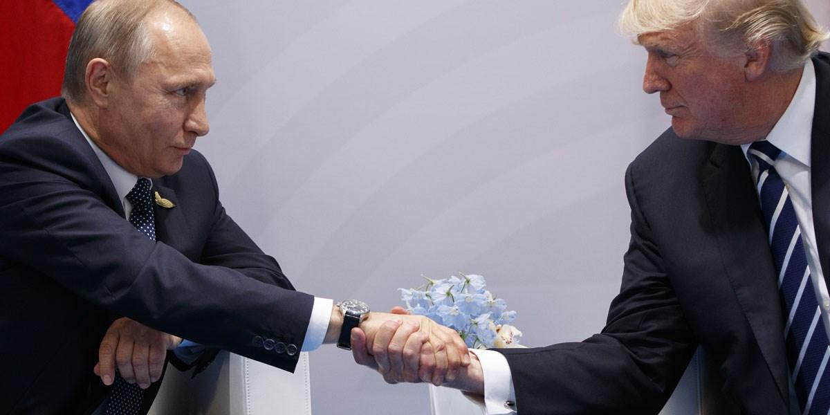 Поиграл и хватит: Трамп отдает Украину Путину