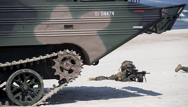 Последняя провокация НАТО
