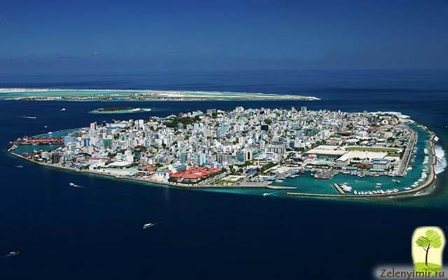 """Красивейшая мечеть """"Великой Пятницы"""" в Мале — исламский центр на Мальдивах - 2"""
