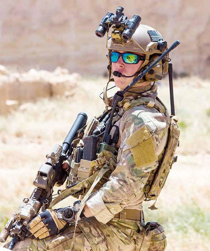 Совершенные технологии для совершенного солдата. Часть 1