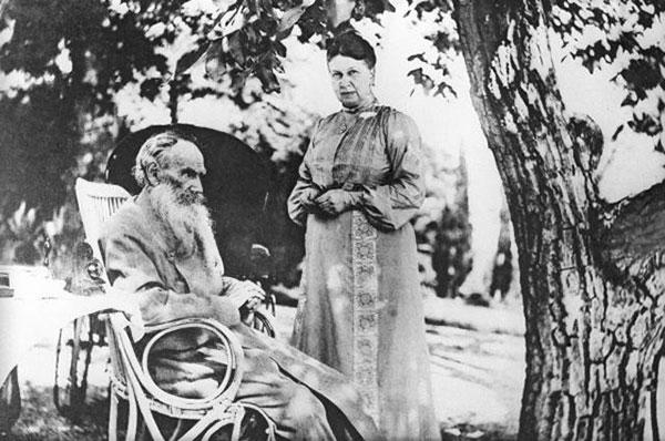 История любви Льва Толстого