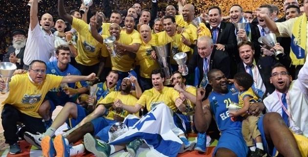 «Маккаби» стал новым чемпионом Евролиги, ЦСКА лишь четвертый.
