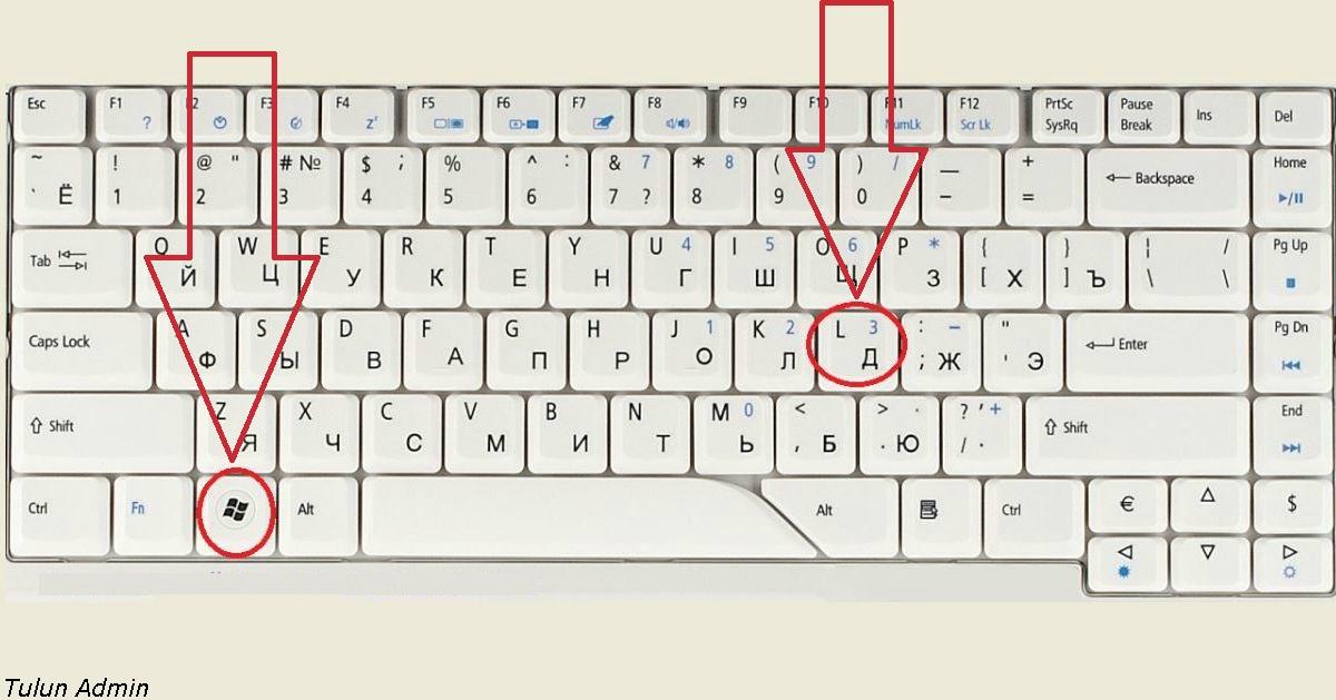 Если запомните хоть 10% этих сочетаний клавиш, будете в 2 раза эффективней работать за компьютером!