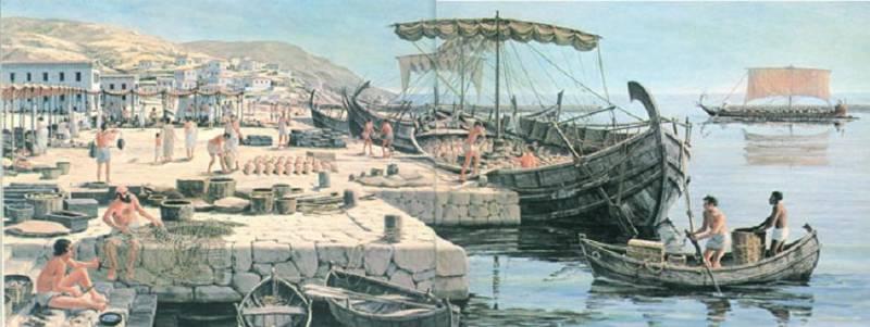 Тавры. Пираты Чёрного моря