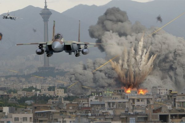 Армия США готова снова разбомбить русских в Сирии