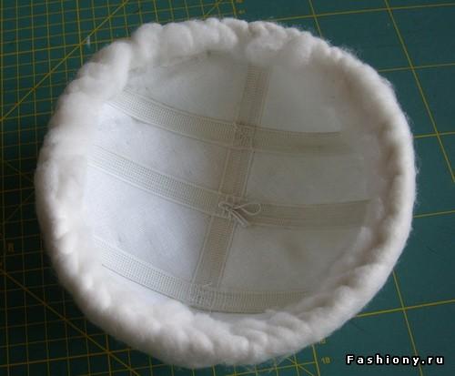 Создание шляпок своими руками