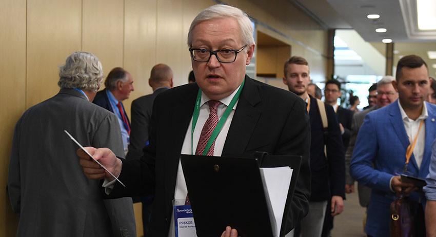 Рябков прокомментировал новые санкции США против РФ