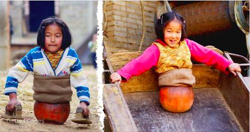 Снимки «девочки на баскетбольном мяче» облетели весь мир, но мало кто знает, чего она добилась, когда выросла